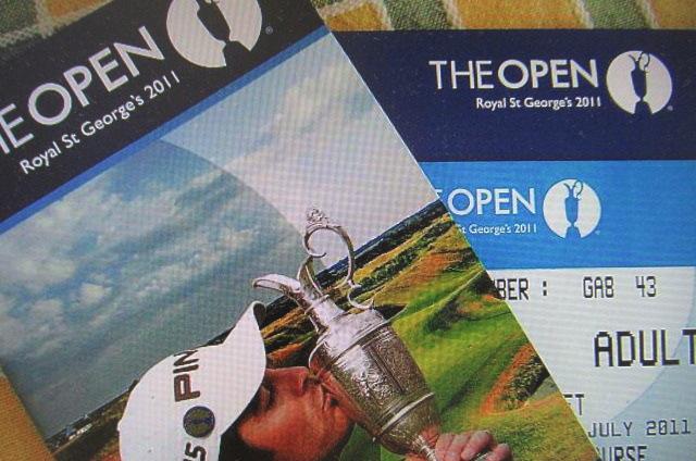 全英オープン1年延期