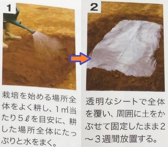 野菜栽培の豆知識♪ 〜土のリフレッシュ編 ①〜