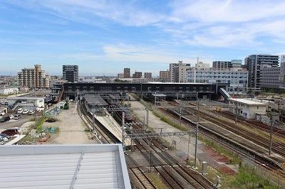 桑名駅駅舎リニュ-アル
