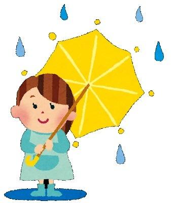 梅雨のだるさ