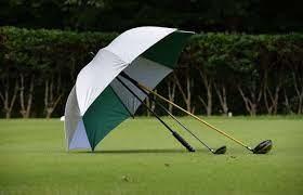 雨ゴルフ第二弾