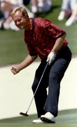 ゴルファーに贈る言葉  (Vol.2 Jack Nicklaus)