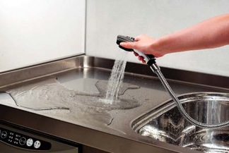 ハンドシャワー混合水栓