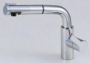 デザインシャワー混合水栓