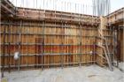 六階壁梁型枠工事⑤