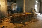 二階型枠工事①