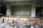 二階型枠工事②