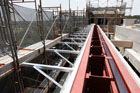 屋上飾り取付工事④