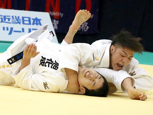 平成29年全日本選抜柔道体重別選手権大会 男子66kg級 決勝戦 阿部一二三 vs 高市賢悟�B