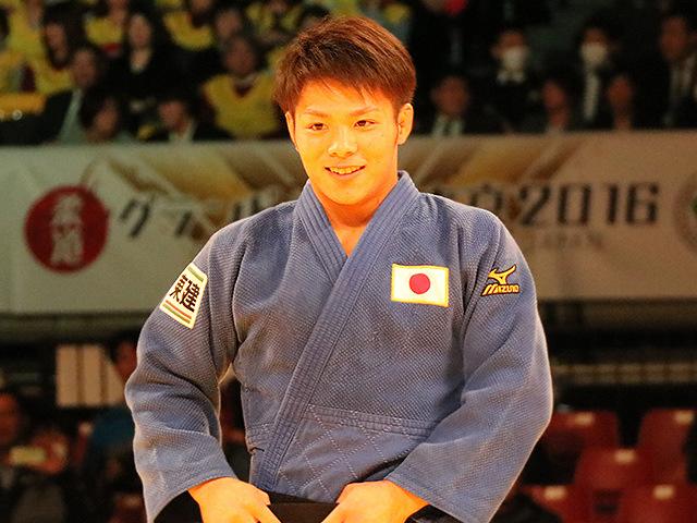 柔道グランドスラム東京2016 男子66kg級 決勝戦 阿部一二三 vs 橋口祐葵�C