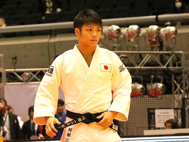 柔道グランドスラム東京2016 男子66kg級 2回戦 阿部一二三 vs L.KIM�A