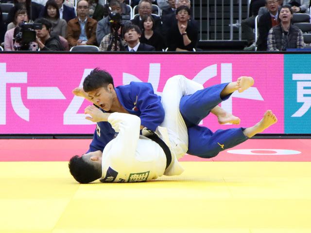 柔道グランドスラム大阪2019 男子66kg級 準決勝戦 阿部一二三 vs 相田勇司