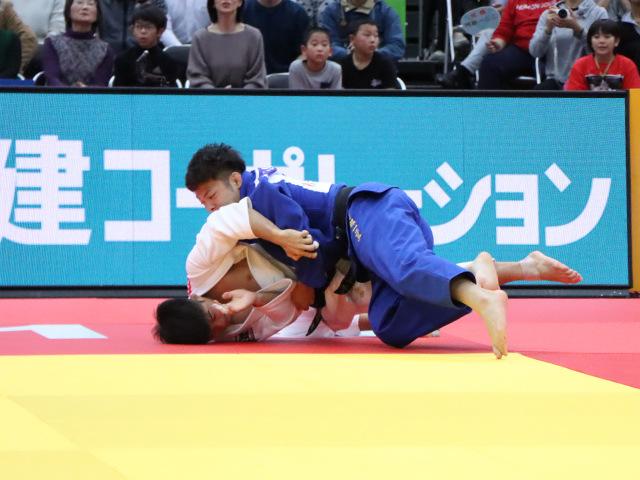 柔道グランドスラム大阪2019 男子66kg級 決勝戦 阿部一二三 vs 丸山城志郎�@