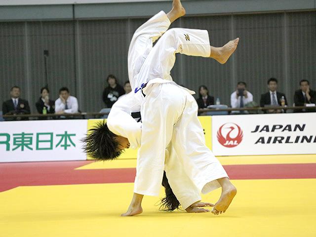 平成29年度講道館杯全日本柔道体重別選手権大会 女子52kg級 決勝戦 阿部詩 vs 立川莉奈�B