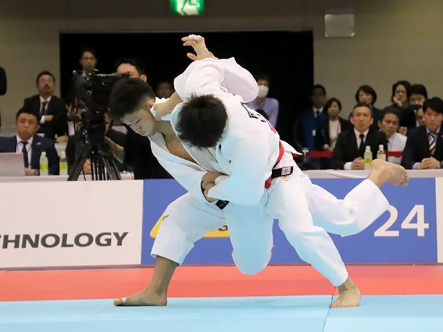 2019年全日本選抜柔道体重別選手権大会 男子66kg級 決勝 丸山城志郎 vs 阿部一二三�A