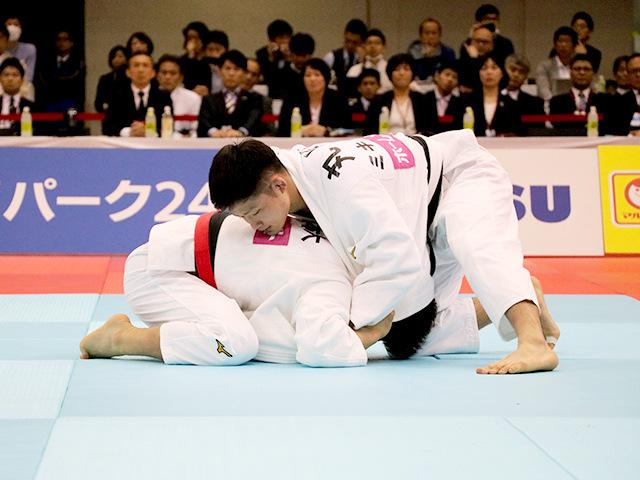 2019年全日本選抜柔道体重別選手権大会 男子66kg級 決勝 丸山城志郎 vs 阿部一二三�B