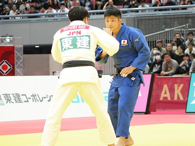 柔道グランドスラム大阪2018 男子66kg級 決勝 丸山城志郎vs 阿部一二三�A