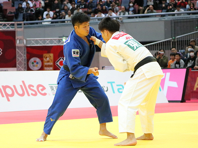 柔道グランドスラム大阪2018 男子66kg級 決勝 丸山城志郎vs 阿部一二三�B