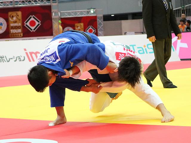 柔道グランドスラム大阪2018 男子66kg級 決勝 丸山城志郎vs 阿部一二三�C