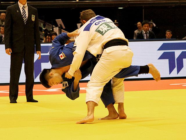 柔道グランドスラム東京2017 男子66kg級 2回戦 丸山城志郎 vs S.SEIDL