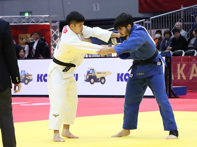 柔道グランドスラム大阪2019 男子66kg級 3回戦 丸山城志郎 vs J.VALOIS�@