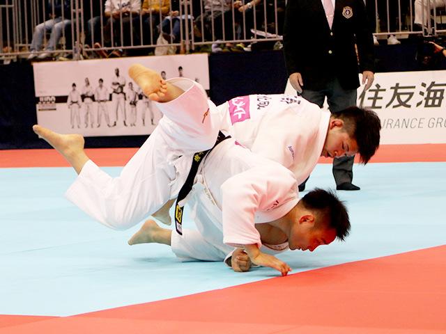 2019年全日本選抜柔道体重別選手権大会 男子73kg級 準決勝 大野将平 vs 海老沼匡�A