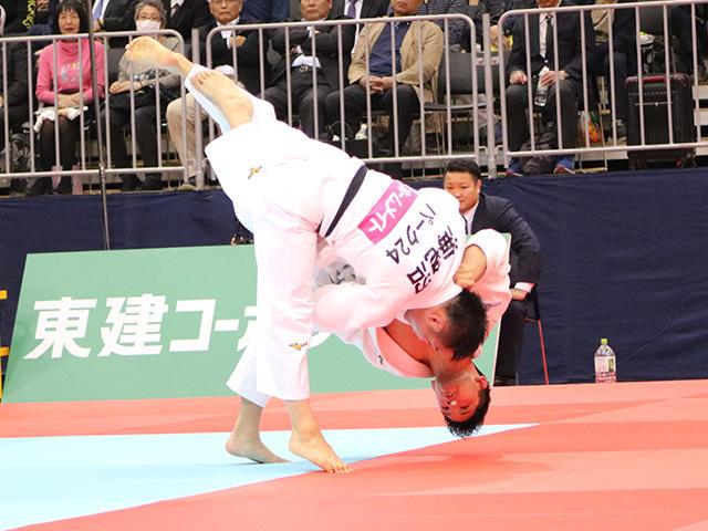 2019年全日本選抜柔道体重別選手権大会 男子73kg級 準決勝 大野将平 vs 海老沼匡�C