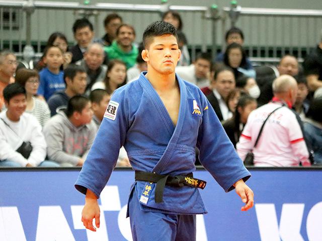 柔道グランドスラム大阪2018 男子73kg級 2回戦 大野将平 vs L.EDIEV