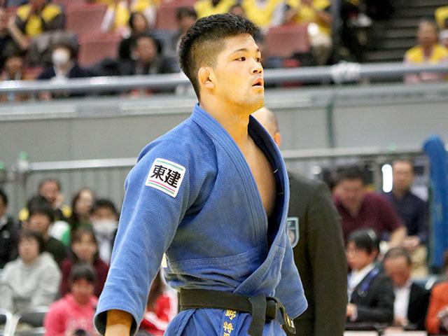 柔道グランドスラム大阪2018 男子73kg級 準決勝 大野将平 vs 立川新�A