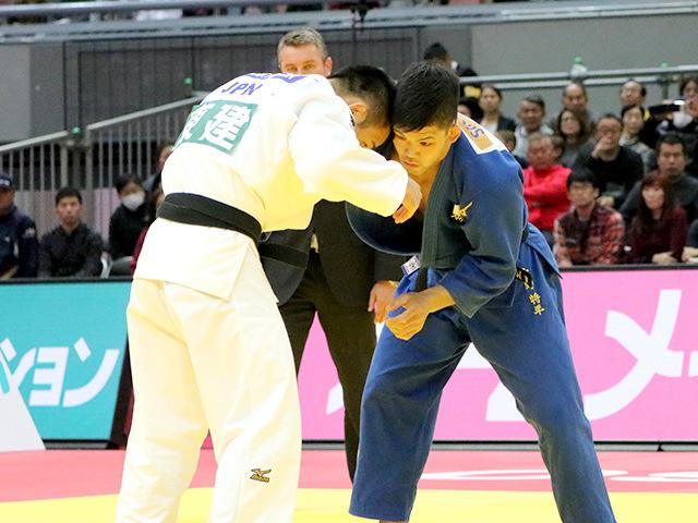 柔道グランドスラム大阪2018 男子73kg級 決勝 大野将平 vs 海老沼匡�@