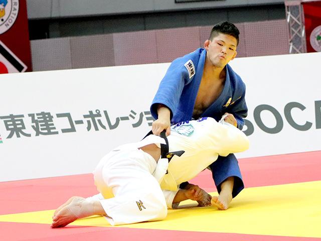 柔道グランドスラム大阪2018 男子73kg級 決勝 大野将平 vs 海老沼匡�A
