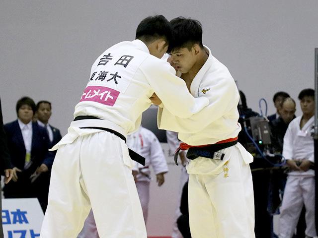 2018年全日本選抜柔道体重別選手権大会 男子73kg級 1回戦 大野将平 vs 吉田優平�A