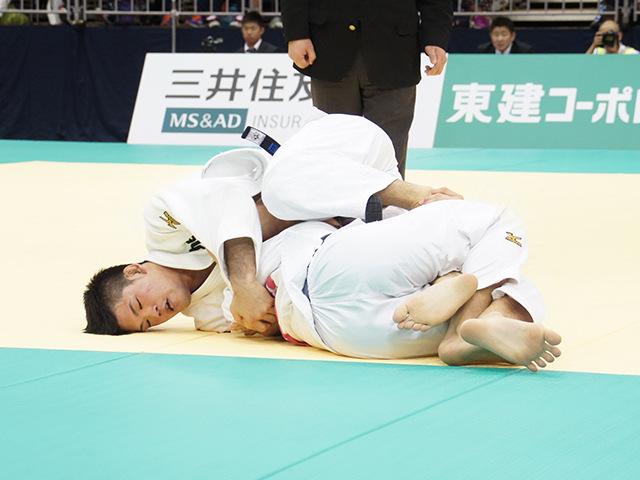2016年全日本選抜柔道体重別選手権大会 男子73kg級 決勝 大野将平 vs 中矢力