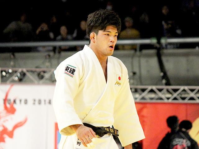 柔道グランドスラム東京2014 男子73kg級 決勝 大野将平 vs 秋本啓之�@