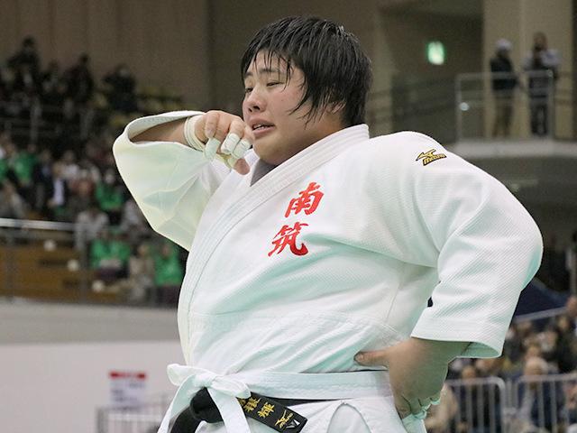 平成30年全日本選抜柔道体重別選手権大会 女子78kg超級 決勝戦 素根輝 vs 朝比奈沙羅@