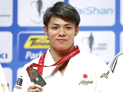 2017年ブダペスト世界柔道選手権大会 表彰式