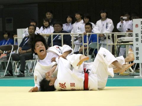 平成29年度講道館杯全日本柔道体重別選手権大会 阿部詩