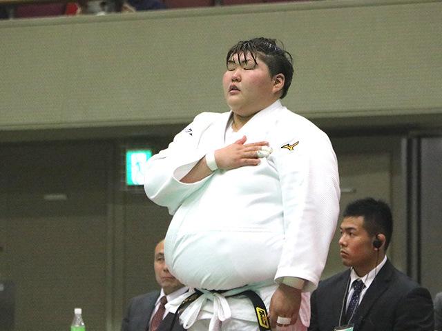 第34回皇后盃全日本女子柔道選手権大会 決勝戦 素根輝 vs 朝比奈沙羅�@