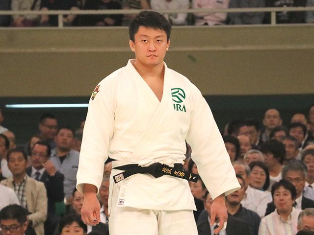 平成30年全日本柔道選手権大会 4回戦 七戸龍 vs 原沢久喜�@