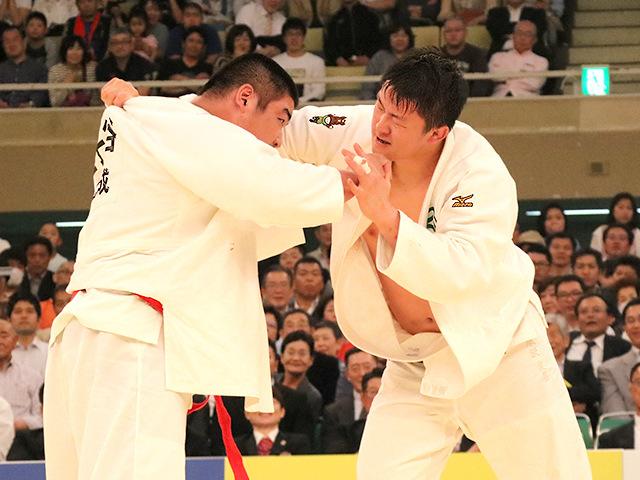 平成30年全日本柔道選手権大会 決勝戦 原沢久喜 vs 王子谷剛志�C