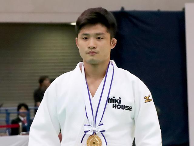 2017年全日本選抜柔道体重別選手権大会 表彰式