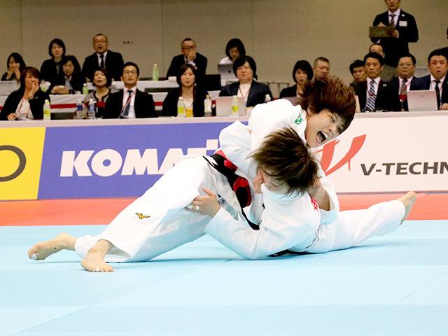 2019年全日本選抜柔道体重別選手権大会
