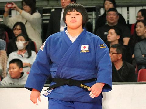 柔道グランドスラム東京2016 決勝戦