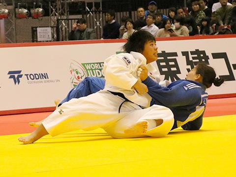 柔道グランドスラム東京2016 準決勝