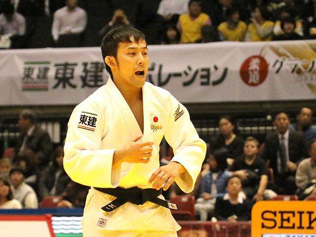 柔道グランドスラム東京2016 男子60kg級 準決勝戦 高藤直寿 vs R.MSHVIDOBADZE�@