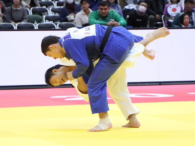 柔道グランドスラム大阪2019 男子60kg級 2回戦 高藤直寿 vs H.JUMAYEV