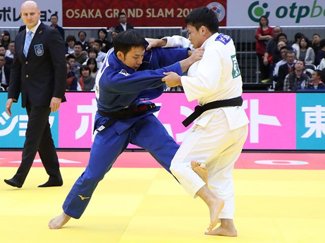 柔道グランドスラム大阪2019 男子60kg級 決勝戦 高藤直寿 vs 永山竜樹�B