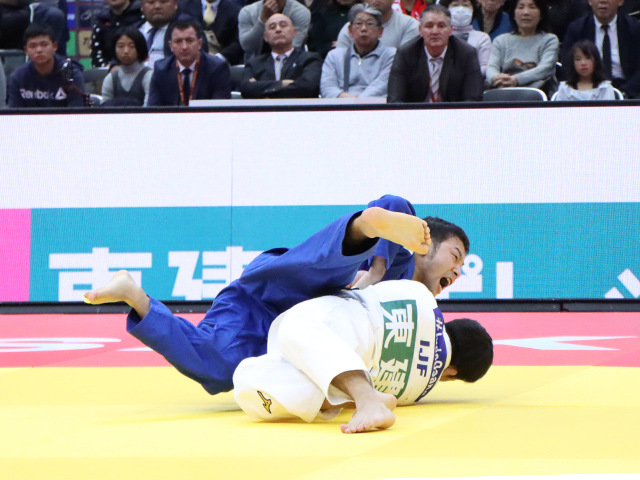 柔道グランドスラム大阪2019 男子60kg級 決勝戦 高藤直寿 vs 永山竜樹�C
