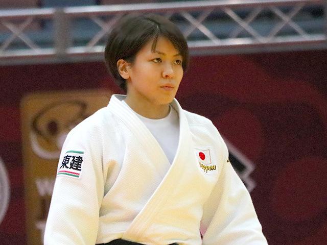 柔道グランドスラム大阪2018 女子63kg級 3位決定戦 田代未来 vs T.TRSTENJAK�@