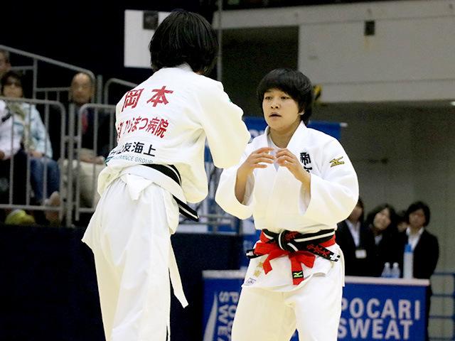 2017年全日本選抜柔道体重別選手権大会